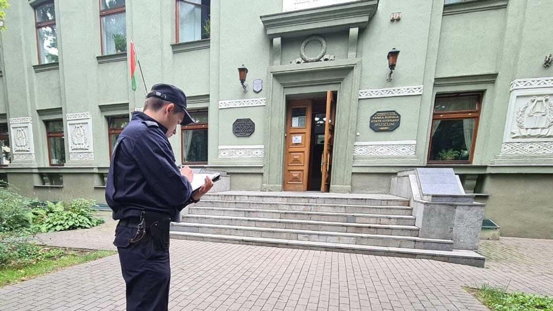 Смертельное отравление газом: следователи работают на месте происшествия  - Sputnik Беларусь, 1920, 05.08.2021