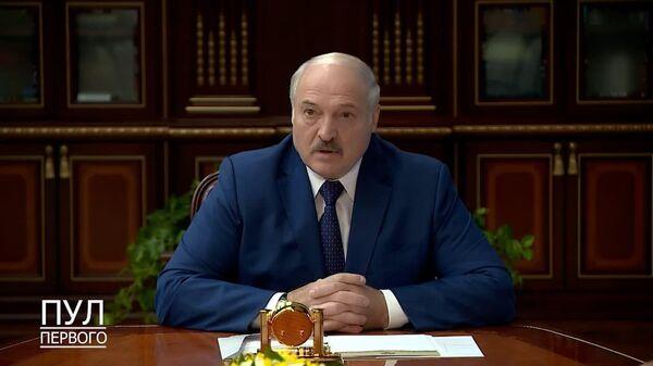 Закройте каждый метр границы: Лукашенко о ситуации с мигрантами – видео  - Sputnik Беларусь