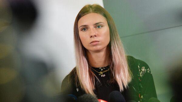 Итоги недели: демарш Тимановской, гибель активиста в Киеве и шухер на границе - Sputnik Беларусь