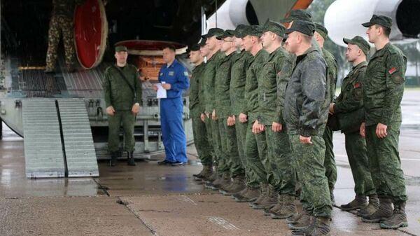 Беларускія ваенныя адпраўляюцца ў Расію і В'етнам для ўдзелу ў Армейскіх міжнародных гульнях - 2021 - Sputnik Беларусь