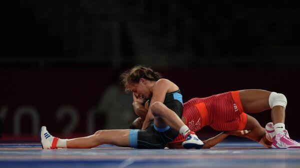 Ванесса Колодинская завоевала бронзу на Олимпиаде в Токио - Sputnik Беларусь