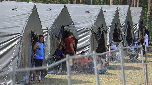 Европа не поможет Литве с мигрантами: эксперт о двух сценариях развития ситуации - Sputnik Беларусь