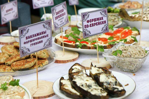 Сохранились и рецепты еврейской кухни. - Sputnik Беларусь