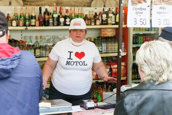 Кулинарный фестиваль прошел в одиннадцатый раз. - Sputnik Беларусь