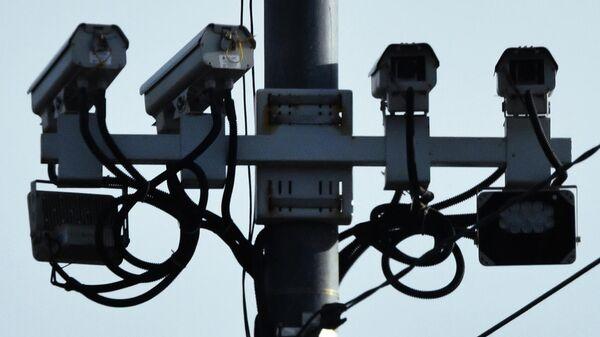 Камеры фиксации нарушений правил дорожного движения - Sputnik Беларусь