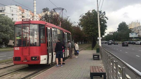 Трамвай в Витебске - Sputnik Беларусь