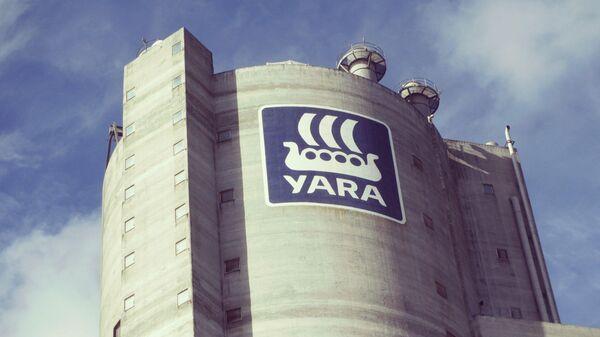 Завод компании Yara - Sputnik Беларусь