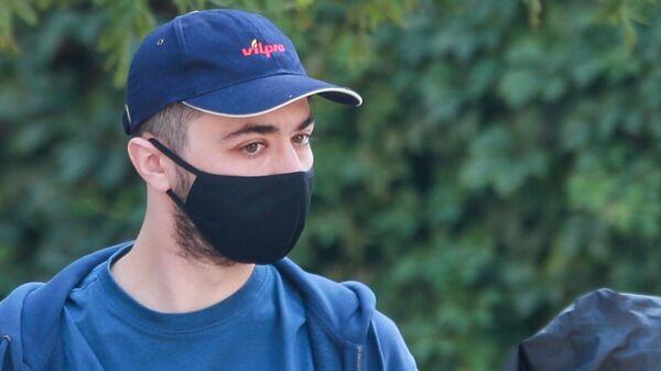 Рассмотрение дела о правонарушении в отношении И. Мирзализаде - Sputnik Беларусь