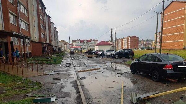 Последствия непогоды в Витебской области - Sputnik Беларусь