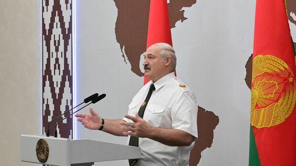 Аляксандр Лукашэнка 20 жніўня ўзнагародзіў сілавікоў з розных ведамстваў - Sputnik Беларусь