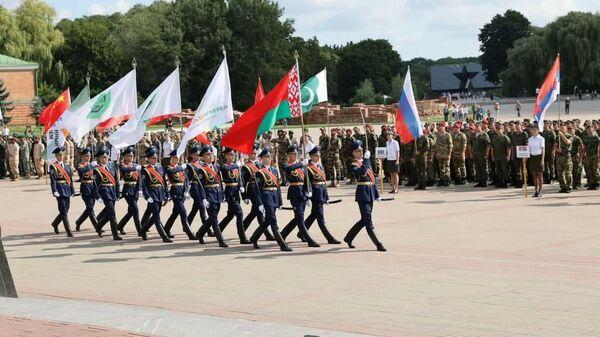 В Брестской крепости дан старт трем международным конкурсам АрМИ-2021 - Sputnik Беларусь