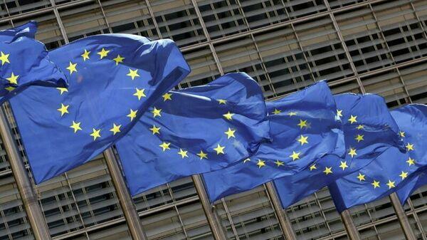 Флаги ЕС - Sputnik Беларусь