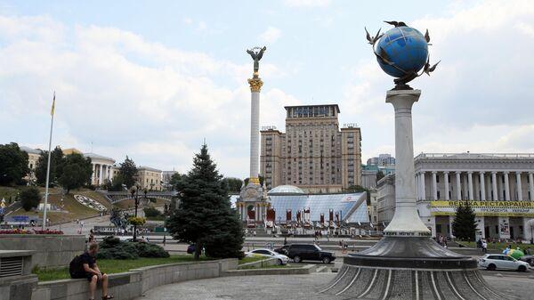 Плошча Незалежнасці ў Кіеве - Sputnik Беларусь