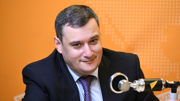 Александр Хинштейн - Sputnik Беларусь