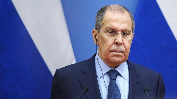 Лавров: украинские власти просто не хотят выполнять Минские договоренности - Sputnik Беларусь