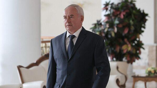 Віктар Шэйман - Sputnik Беларусь