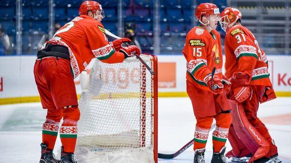 Хоккеисты национальной сборной Беларуси - Sputnik Беларусь