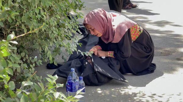 Взрывы у аэропорта Кабула: число жертв увеличивается с каждым часом - Sputnik Беларусь