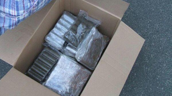 Обнаруженные в машине наркотики - Sputnik Беларусь