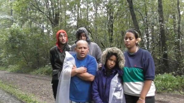 Семью беженцев с Кубы насильно вернули в Беларусь со стороны Польши - Sputnik Беларусь