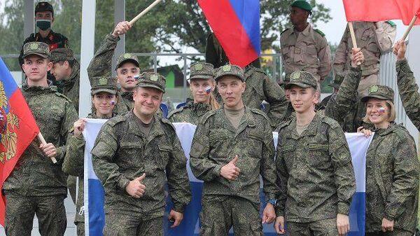 Уверенный прием: радиотелеграфисты принесли первую победу российской команде - Sputnik Беларусь