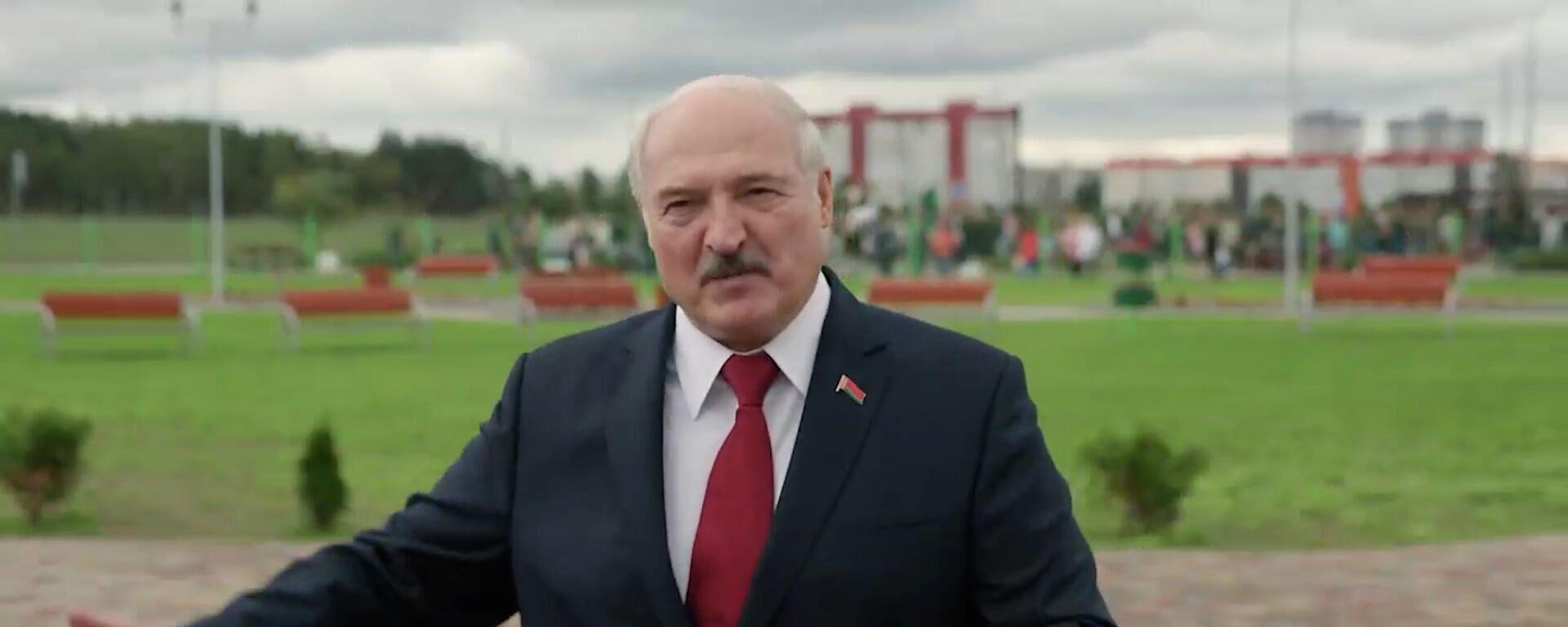 Лукашенко рассказал, что ему подарили на день рождения – видео - Sputnik Беларусь, 1920, 01.09.2021