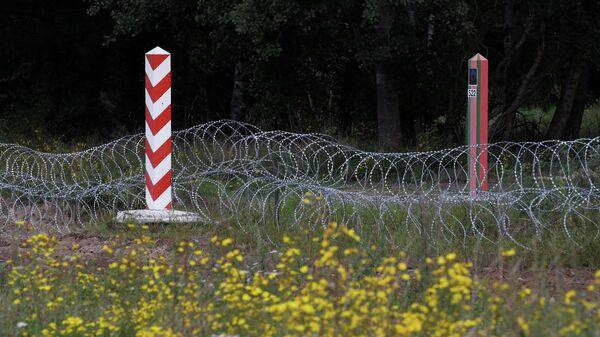 Польско-белорусская граница - Sputnik Беларусь