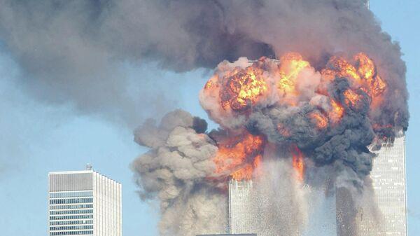 Теракты 11 сентября 2001 года в Нью-Йорке - Sputnik Беларусь