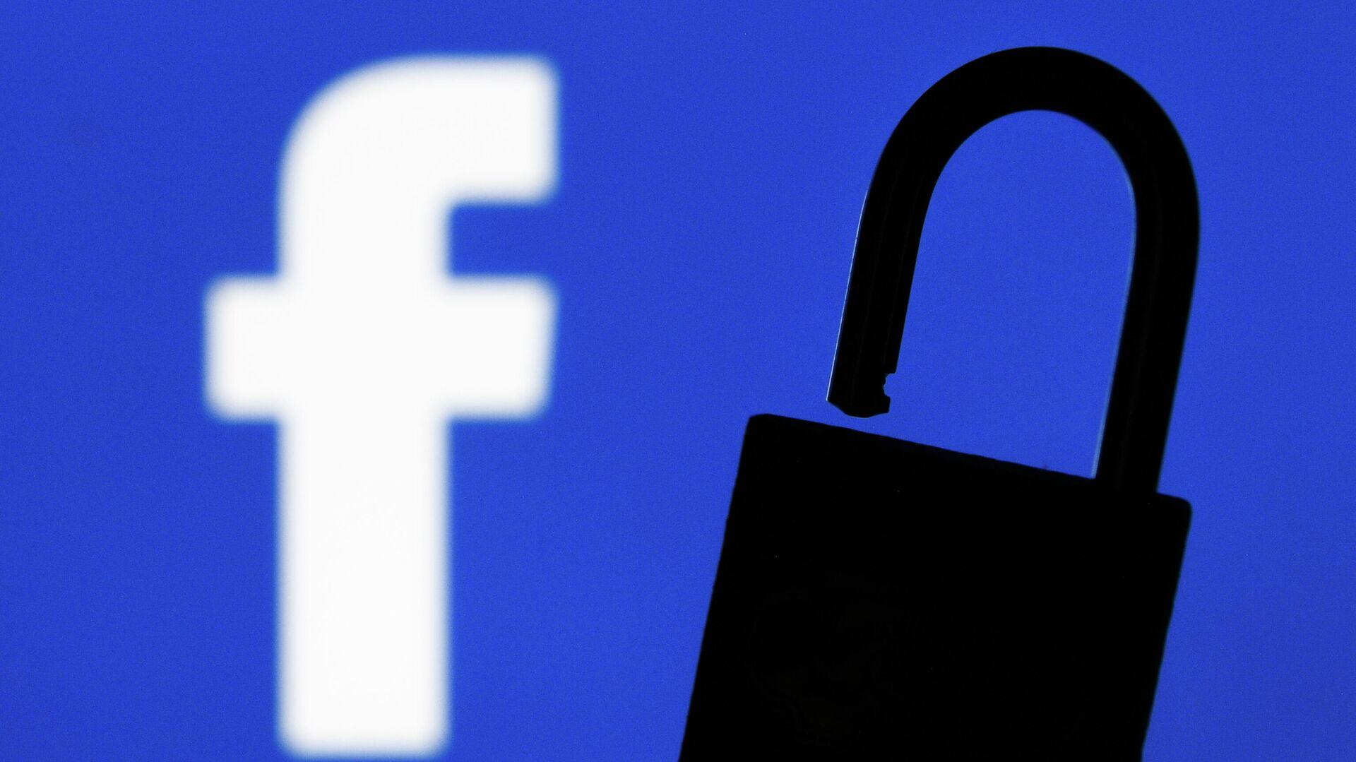 Cоциальная сеть Facebook - Sputnik Беларусь, 1920, 05.10.2021