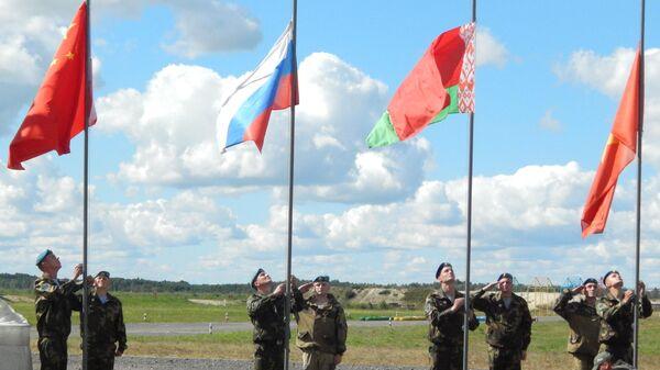 Церемония закрытия трех конкурсов АрМИ-2021 прошла в Беларуси - Sputnik Беларусь