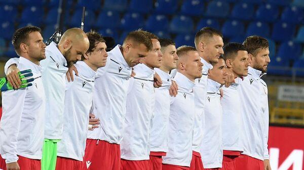 Игроки сборной Беларуси по футболу - Sputnik Беларусь