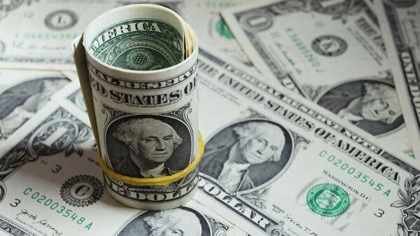 Незавидная участь: эксперт подсчитал, когда доллар ждет одномоментный обвал  - Sputnik Беларусь
