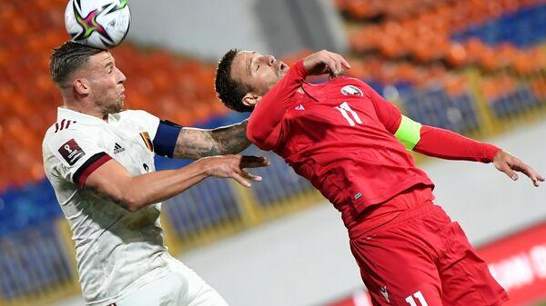 Футбол. Отборочный матч ЧМ-2022. Белоруссия - Бельгия - Sputnik Беларусь