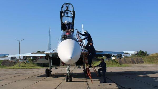 Подразделения ВВС и ПВО России и Беларуси заступили на боевое дежурство - Sputnik Беларусь
