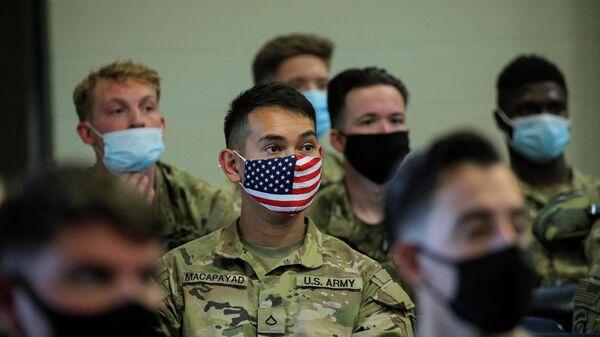 Легли на дно: США еще продолжат влиять на Афганистан, считает эксперт - Sputnik Беларусь