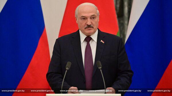 Лукашэнка выказаўся пра інтэграцыю Расіі і Беларусі - відэа - Sputnik Беларусь