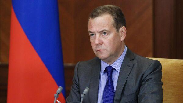 Заместитель председателя Совета безопасности РФ Дмитрий Медведев - Sputnik Беларусь