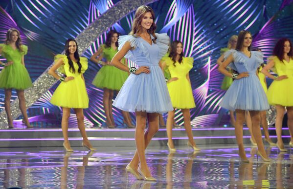 Конкурс красоты Мисс Беларусь 2021 - Sputnik Беларусь