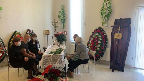Похороны Ольги Пронько-Машеровой в Гродно - Sputnik Беларусь