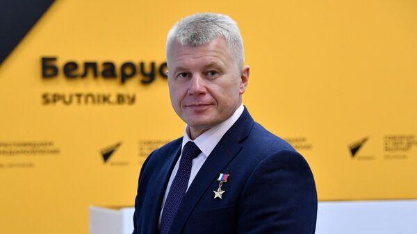 Космонавт Олег Новицкий - Sputnik Беларусь