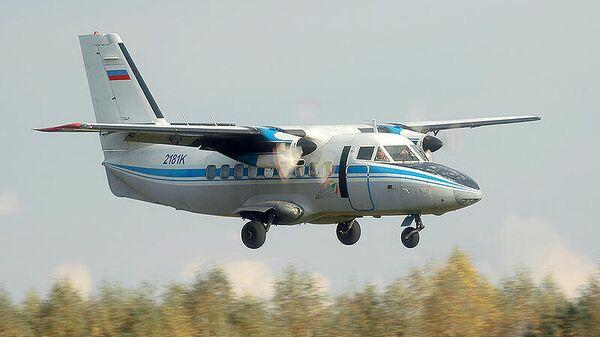 Самолет L-410 - Sputnik Беларусь