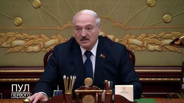Лукашенко назначил Баскова сенатором   - Sputnik Беларусь