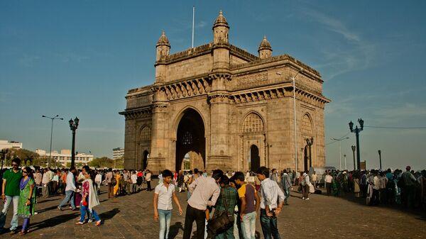 Арка Ворота Индии в Мумбаи - Sputnik Беларусь