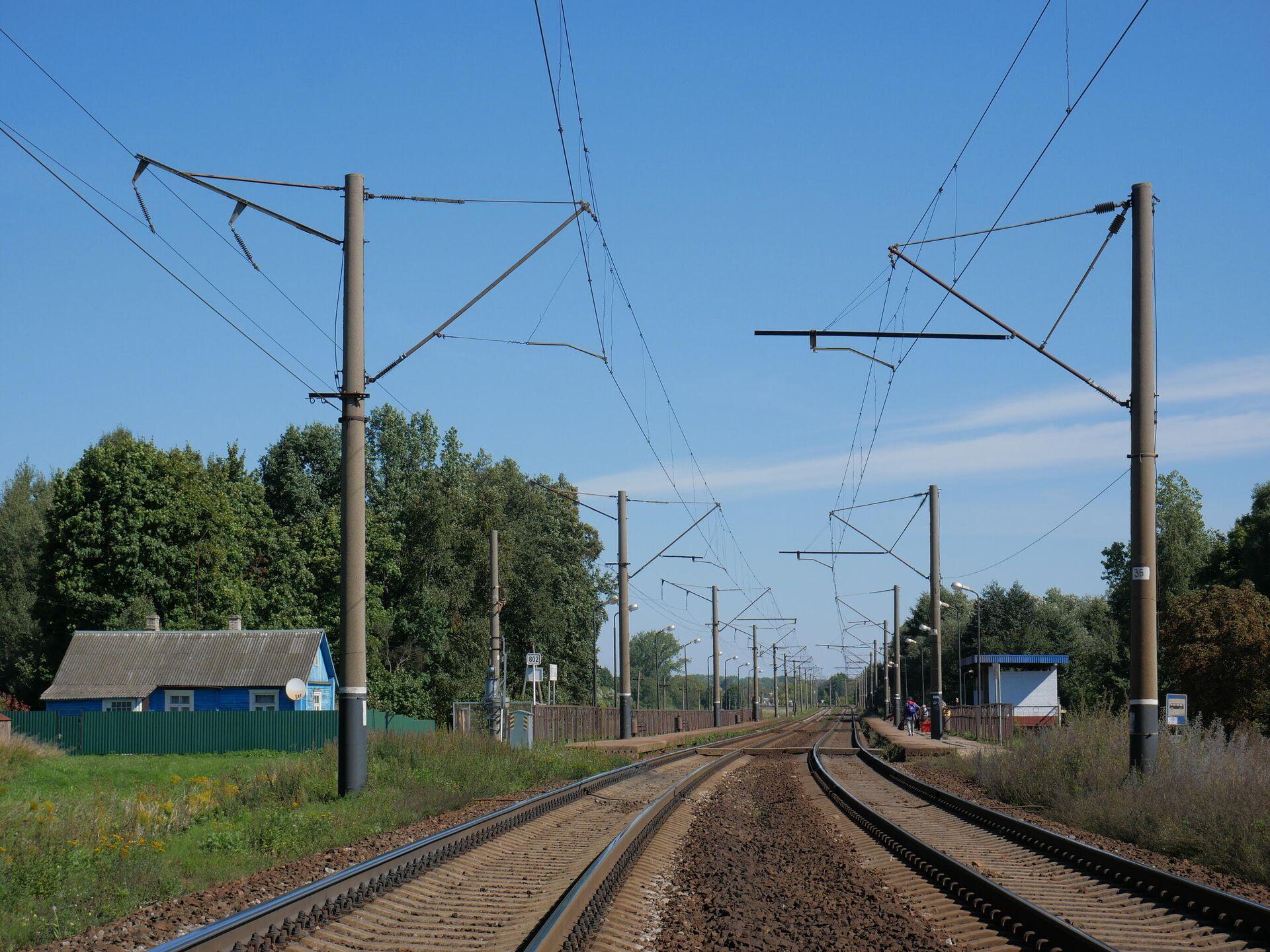 Вполне возможно, в этом месте стояла арка с надписью СССР - Sputnik Беларусь, 1920, 16.09.2021