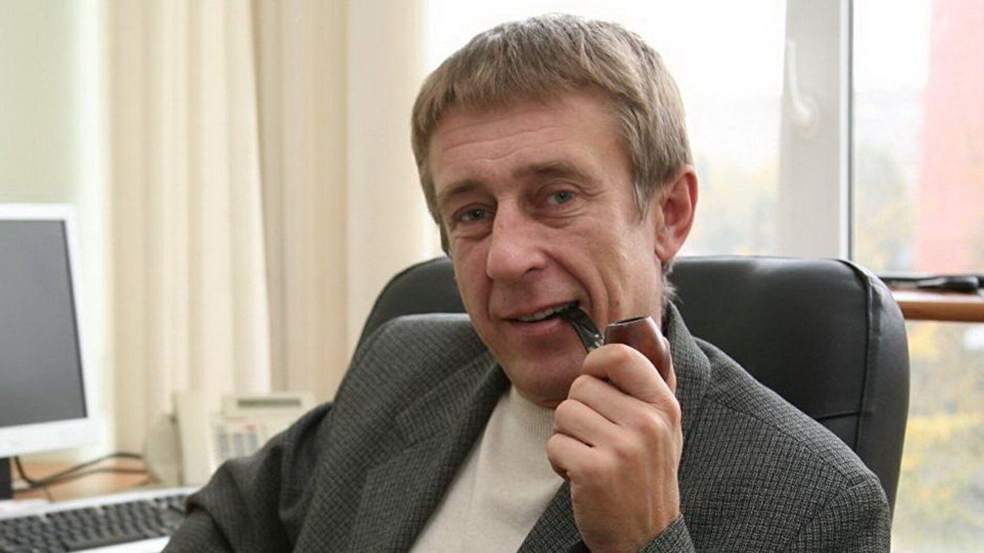 Журналист Юрий Алексеев - Sputnik Беларусь, 1920, 17.09.2021