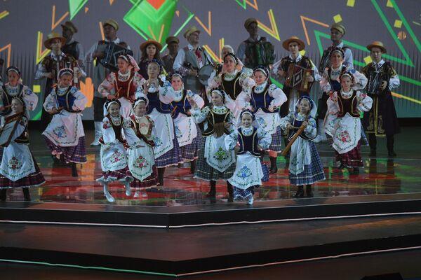 День народного единства в Минск-Арене - Sputnik Беларусь