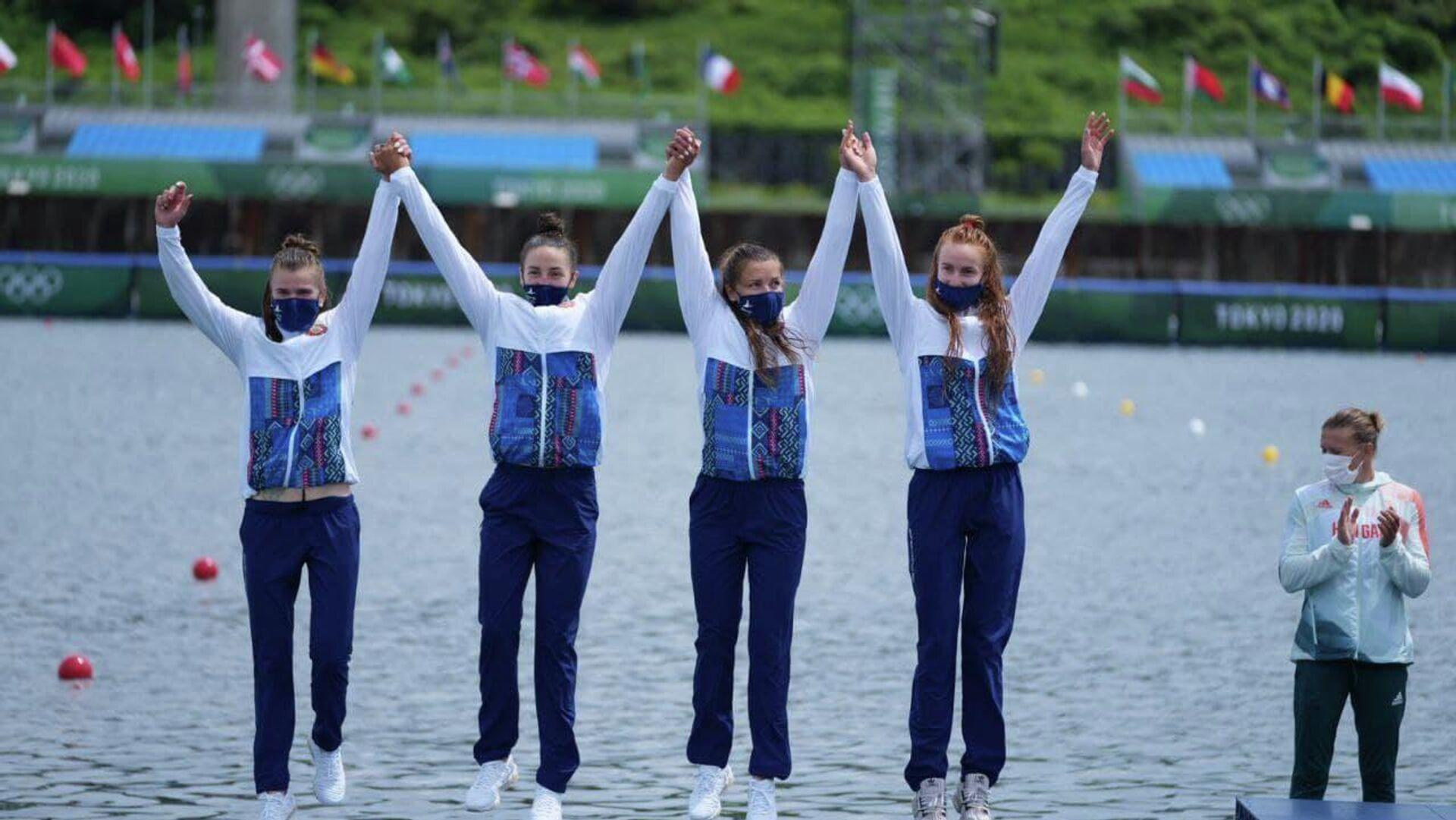 Белоруски выиграли золото на ЧМ в Дании - Sputnik Беларусь, 1920, 19.09.2021