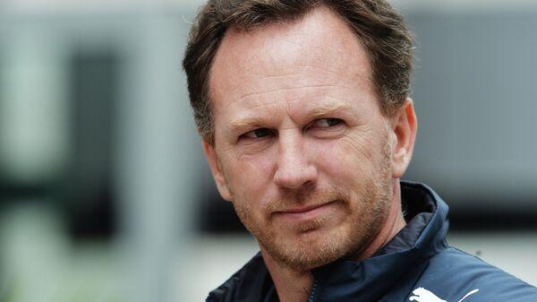 Руководитель команды Red Bull Racing Кристиан Хорнер - Sputnik Беларусь