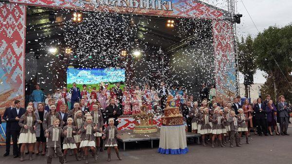 Дожинки-2021 в Шумилино - Sputnik Беларусь