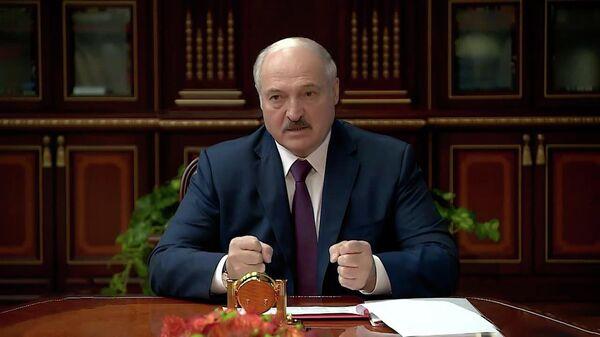 Лукашенко о референдуме и изменениях в Конституцию – видео   - Sputnik Беларусь
